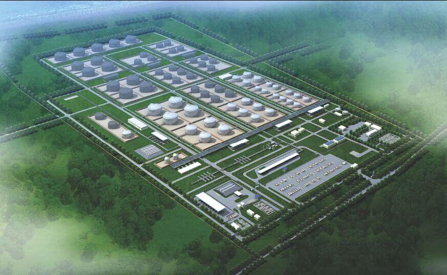 安哥拉巴拉丹德海运油库
